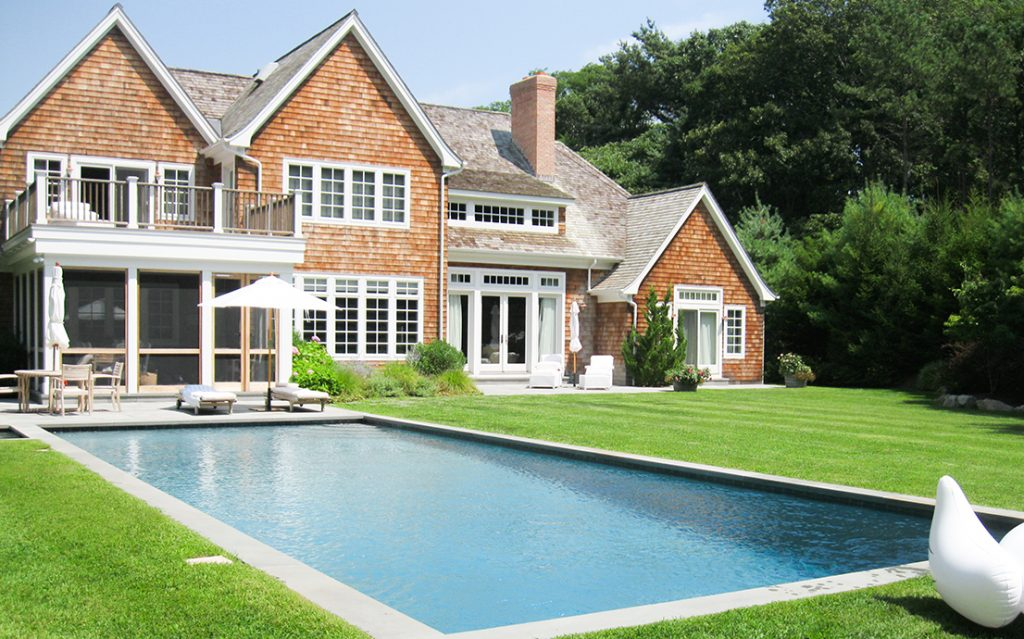 Pool in East Hampton