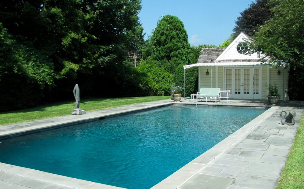 Pool in Bridgehampton