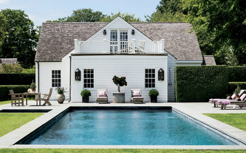 Pool in Amagansett