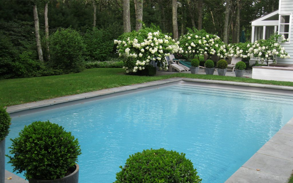 Pool in Water Mill