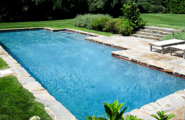 Example of Natural Pool