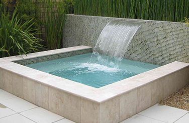 Example of Water Features